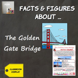 Facts & Figures about The Golden Gate Bridge