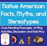 Facts, Myths, and Stereotypes - Native American ELA Unit