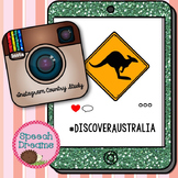 Australia Country Study {Elementary Social Studies Booklet} Instagram