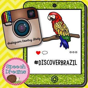 Brazil Country Study {Supplemental Teaching Materials} Instagram