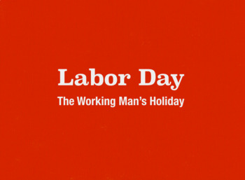Facts about Labor Day