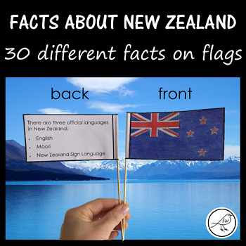Facts about New Zealand – Flag Craft