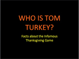 Facts about Turkeys presentation