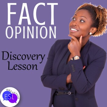 Facts and Opinions Lesson