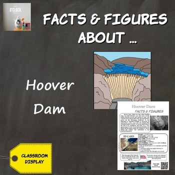 Facts and figures about Hoover Dam