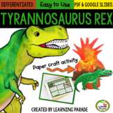 NONFICTION FUN: T. REX (Reading, Writing and Craft) DISTAN