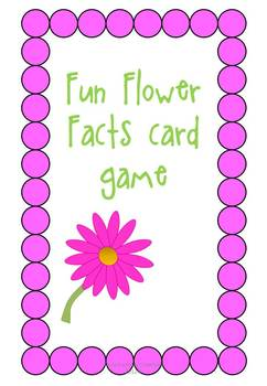 Addition Facts to 10- Flower Fun Facts Bundle