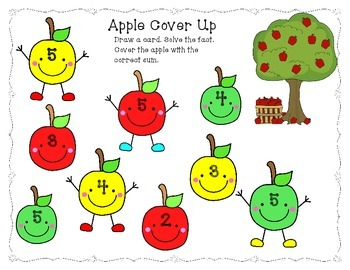 Facts to 5 Apple Cover K.OA.5