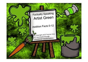 Factually Speaking Artist Green