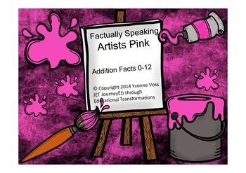 Factually Speaking Artist Pink