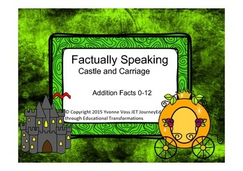 Factually Speaking Castle and Carriage