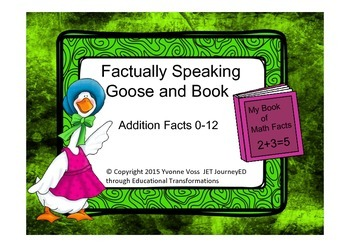 Factually Speaking Goose and Book