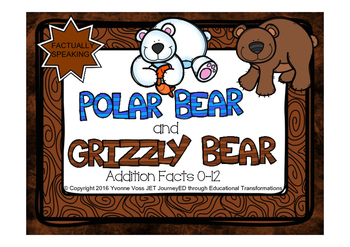 Factually Speaking Grizzly Bear and Polar Bear