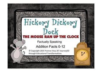 Factually Speaking Hickory Dickory Dock