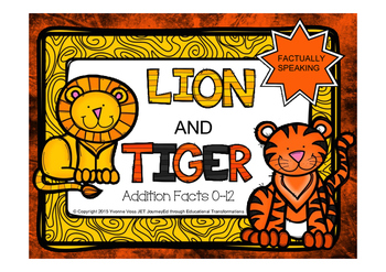 Factually Speaking Lion and Tiger