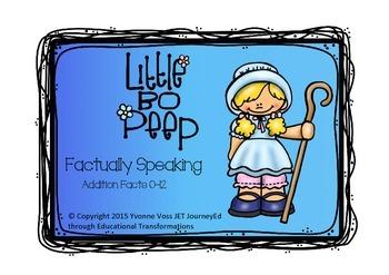 Factually Speaking Little Bo Peep