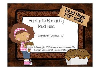 Factually Speaking Mud Pies