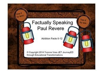 Factually Speaking Paul Revere