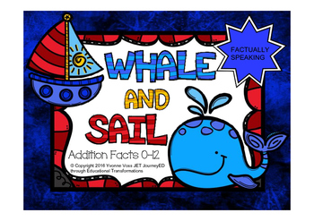Factually Speaking Whale and Sail