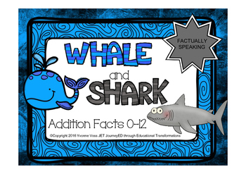 Factually Speaking Whale and Shark
