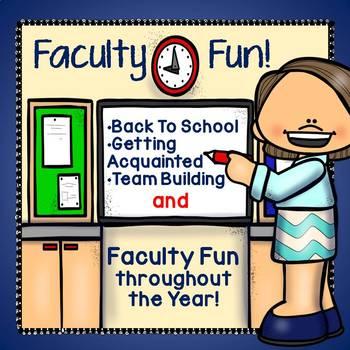 Faculty Fun!