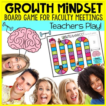 Staff Morale Game Growth Mindset