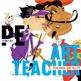 Faculty Members-Teachers-School Personnel clip art