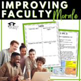 Faculty Morale-A Teacher's Leader Guide to Improving Climate & Culture