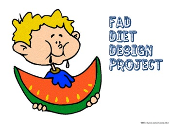 Fad Diet Advertising Project