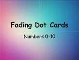 Fading Dot Cards