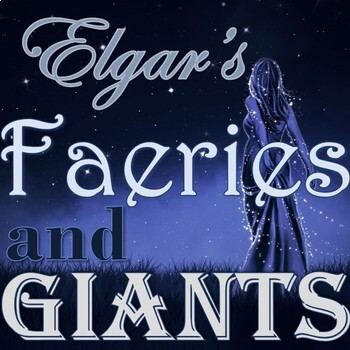 Faeries and Giants Elgar - Form Classical Music Movement A