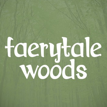 Faerytale Woods Font for Commercial Use