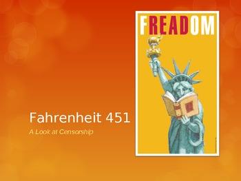 Fahrenheit 451: A Look at Censorship