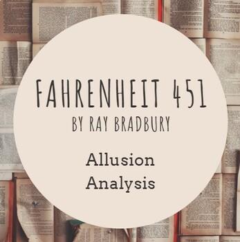 Fahrenheit 451 Allusion Analysis