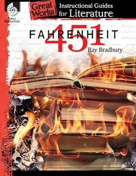 Fahrenheit 451: An Instructional Guide for Literature (Physical book)