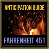 Fahrenheit 451 Anticipation Guide/Pre-Reading Socratic Seminar
