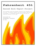 Fahrenheit 451: Banned Book Report Project