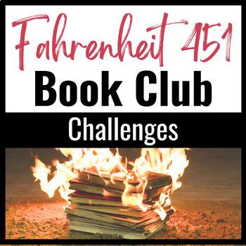 Fahrenheit 451 Book Club Challenges