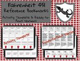 Fahrenheit 451 Bookmarks
