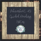 Fahrenheit 451 Guided Reading Notes