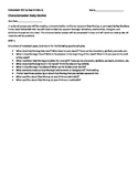 Fahrenheit 451 Characterization Body Outline