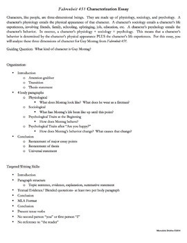 Thesis research proposal outline