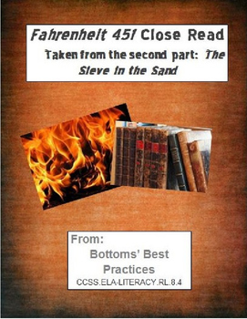 Fahrenheit 451 Close Reading