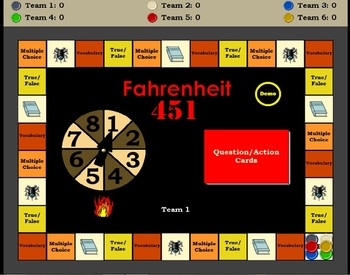 Fahrenheit 451 Game Demo Version