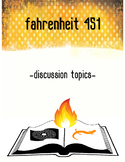 Fahrenheit 451:  Discussion and Research