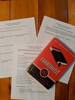 "Fahrenheit 451 ""Dover Beach"" Annotations & Questions"