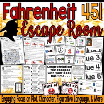 Fahrenheit 451 Escape