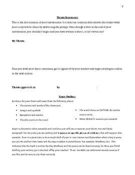 Fahrenheit 451 Unit: Final Essay