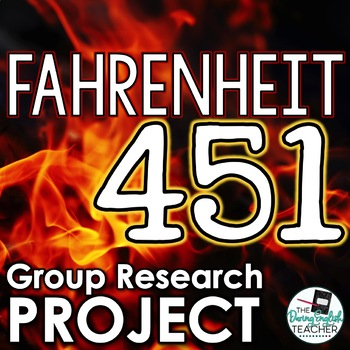 Fahrenheit 451 Group Research Project
