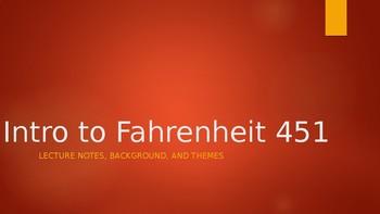 Fahrenheit 451 Introduction
